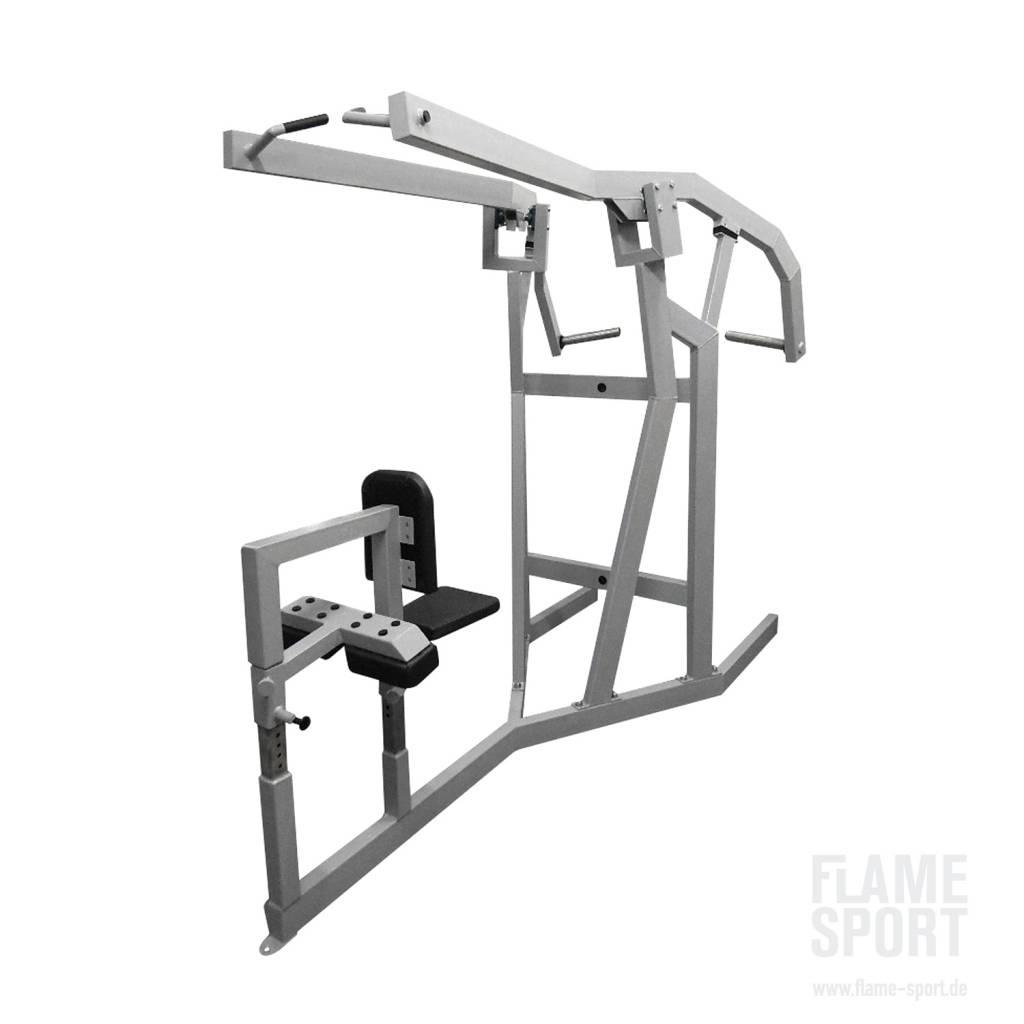Latzugmaschine/ High Row (8L),