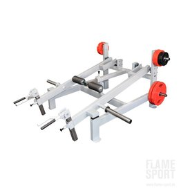 Trapezius Muscles Machine / Shrug Machine (1G)