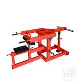 Trizepstrainer (6KX) / Dips im Sitzen / Plate loaded