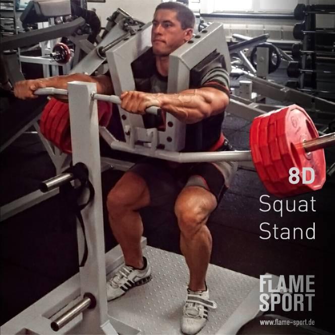 Squat Stand (8D)