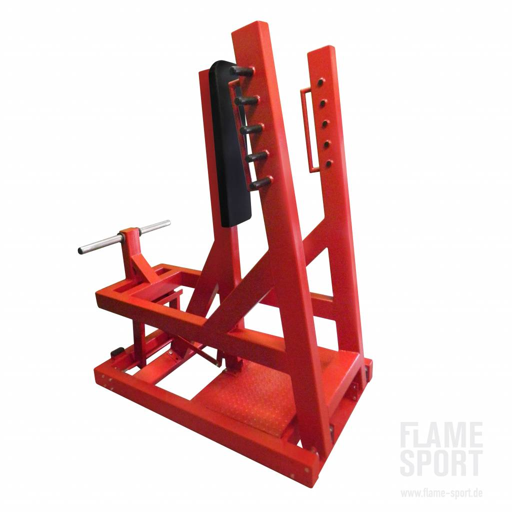 Chest Press Maschine (6A), to stand