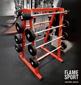 Barbell Rack with Barbells – Set (15ZZX)