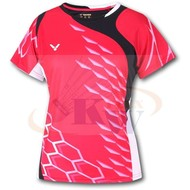 Victor Victor Shirt National Female red 6295