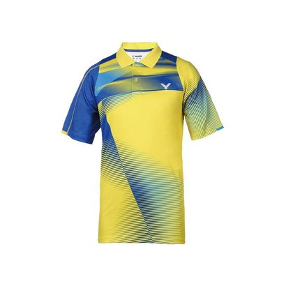 Victor Victor  unisex polo s-6008EM Yellow