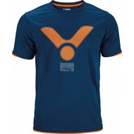Victor Victor T-shirt blue 6488
