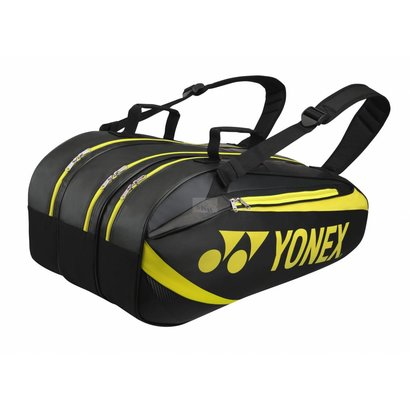 Yonex Yonex Active racketbag 8929 Black/Lime