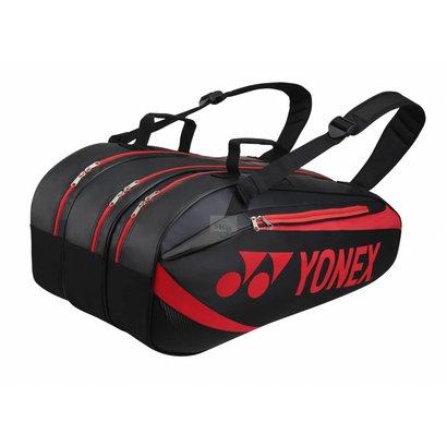 Yonex Yonex Active racketbag 8929 Black/Red