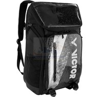 Victor Victor Backpack BR9008 Black/Silver