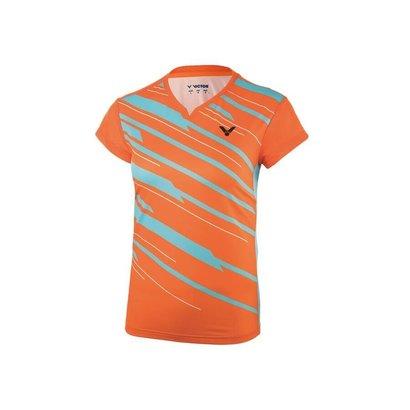 Victor Victor Female T-shirt T-81006 Orange