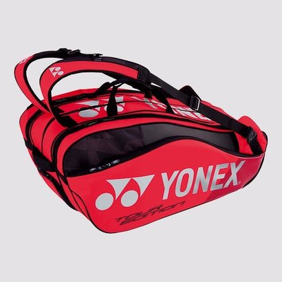 Yonex Yonex Pro Series racket bag 9829 EX Red