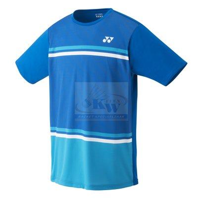 Yonex Yonex Shirt Tournament Practice 16371 Blue