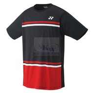 Yonex Yonex Shirt Tournament Practice 16371 Black
