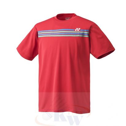 Yonex Yonex YM0022 ex team shirt Red