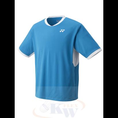 Yonex Yonex YM0010 ex team shirt Blue