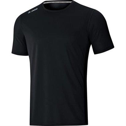 JAKO JAKO t-shirt run 2.0 Black Ladies