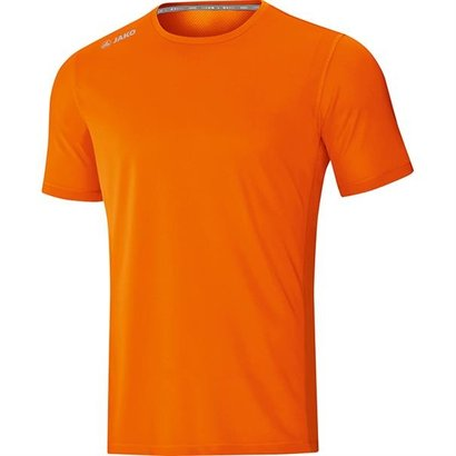 JAKO JAKO t-shirt run 2.0 Fluo Orange Ladies