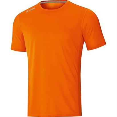 JAKO JAKO t-shirt run 2.0 Fluo Oranje Dames