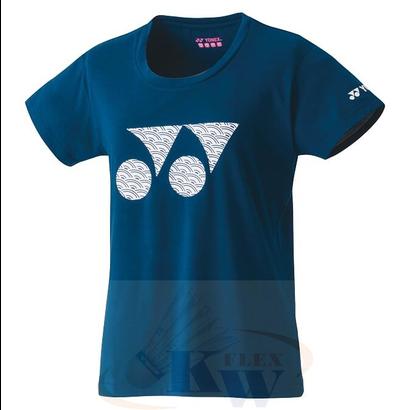 Yonex Yonex Woman's T-shirt 16461 Indigo Blue