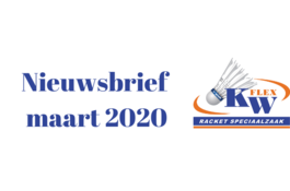 KW FLEX Nieuwsbrief Maart 2020: Koopjeskelder in de spotlight!