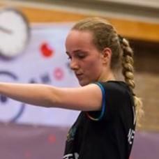 Rebecca van den Berg