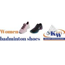Women badminton shoes