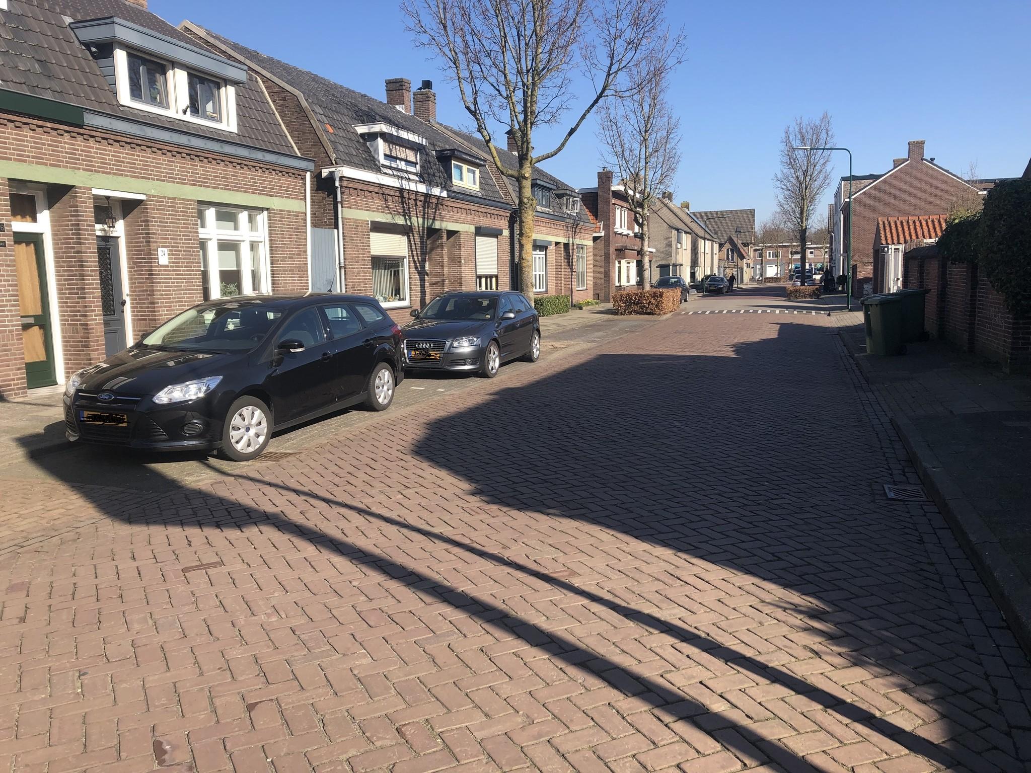 kw flex parkingspot street