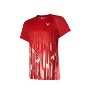 Victor Victor T-Shirt Unisex T-00002TD D Rood