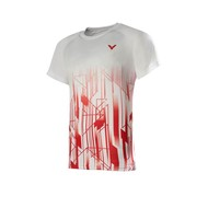 Victor Victor T-Shirt T-00002TD A Wit