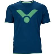 Victor Victor T-Shirt Unisex T-03103 B Blue