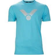 Victor Victor T-Shirt Unisex T-03104 M  IceBlue