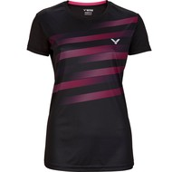 Victor Victor T-Shirt Female T-04101 C Black