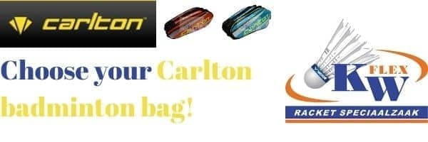 buy your carlton badminton racketbag here