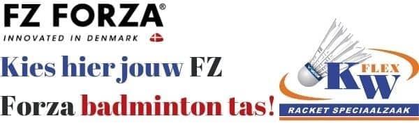 FZ forza badminton tassen kopen?