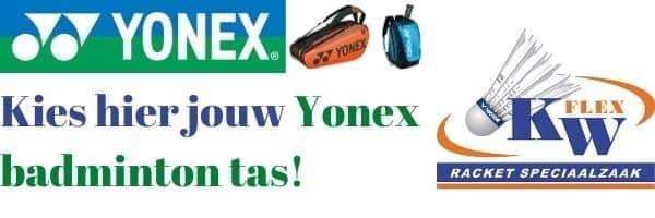 yonex 2 vaks badmintontas