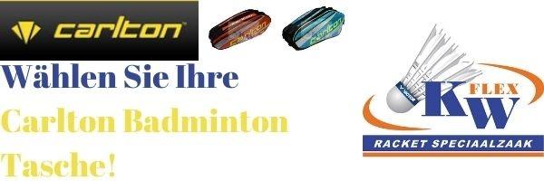 Kauf ihren Carlton badmintontasche!