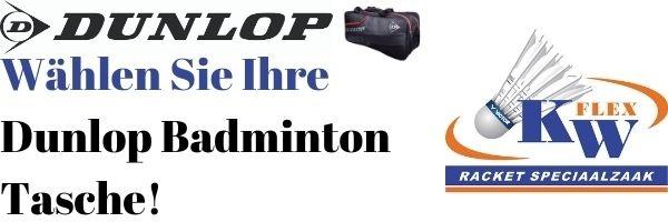 Dunlop badminton tasche