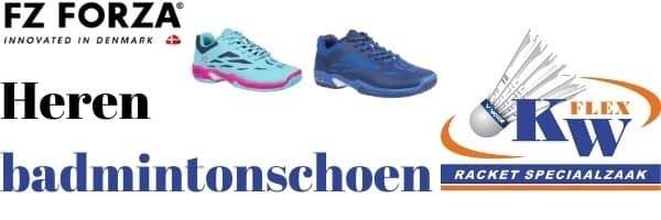 FZ Forza heren badminton schoenen kopen