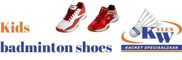 Kids badminton shoe