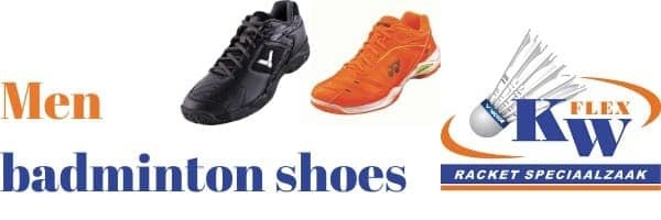 Buy men's badminton shoes?