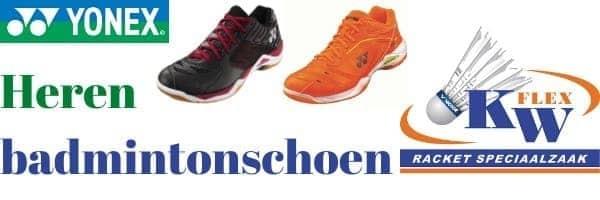 Yonex heren badmintonschoenen kopen?