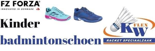 FZ Forza kinder badminton schoenen kopen