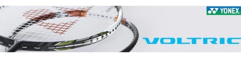 Yonex Voltric badminton rackets