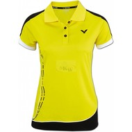 Victor Victor Polo Function Female Yellow 6165
