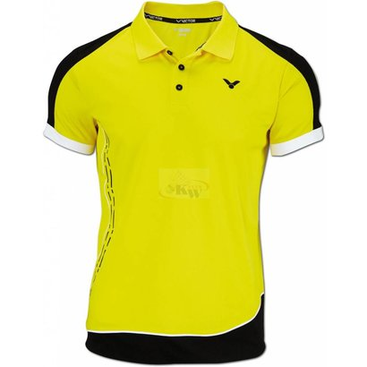 Victor Victor Polo Function Unisex Yellow 6155