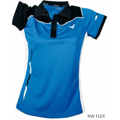 Victor Victor Polo Function Female Blue 6794