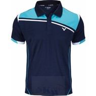 Victor Victor Polo Function Unisex Blue 6976