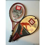 Wilson Mach Pro rood tennisracket