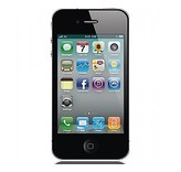 iPhone 4S 16GB zwart