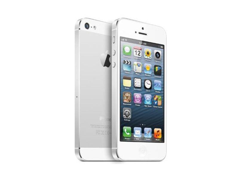 Iphone 5 16GB Wit/ Zilver