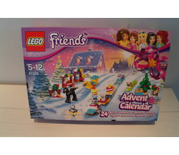 Adventskalender lego friends